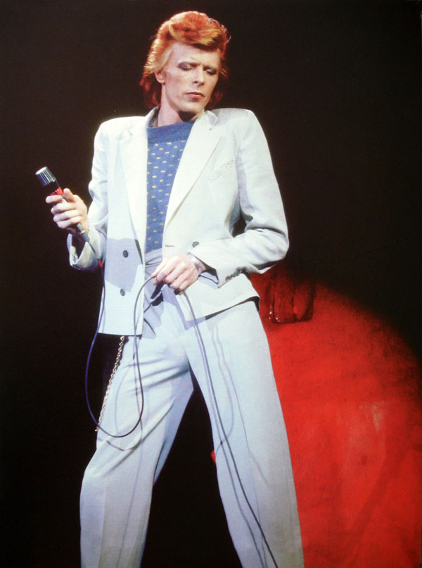 Bowie Golden Years : 1974